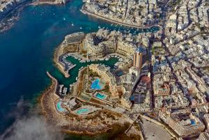 Malta-St-Julians-Aerial-View-by-Clive-Vella