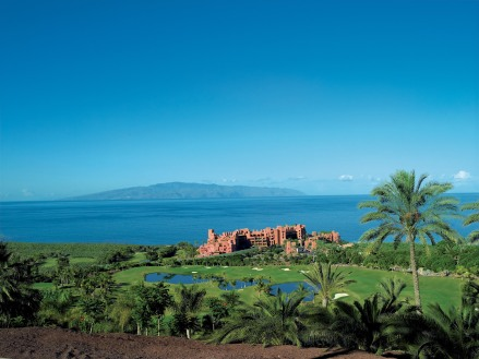 Tenerife Abama Panoramic view high res