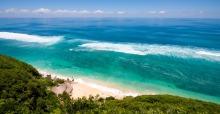 bali karma-beach
