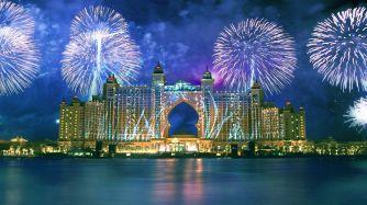 dubai-fireworks atlantis-