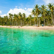 Pictures of Indonesia beach, tropical Nippah Beach, Lombok, travel photography by travel photographer Matthew Williams-Ellis