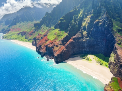 Hawaii Mountains