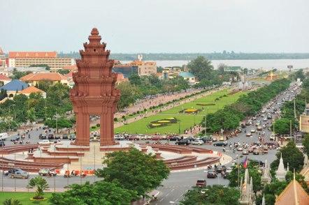 Phnom-Penh-city